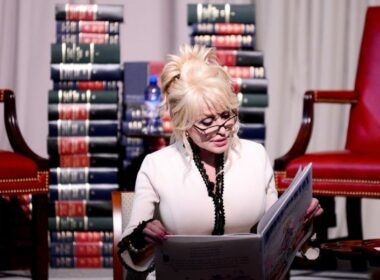 Dolly Parton and literacy