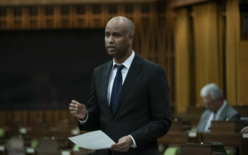 Canada Ahmed Hussen