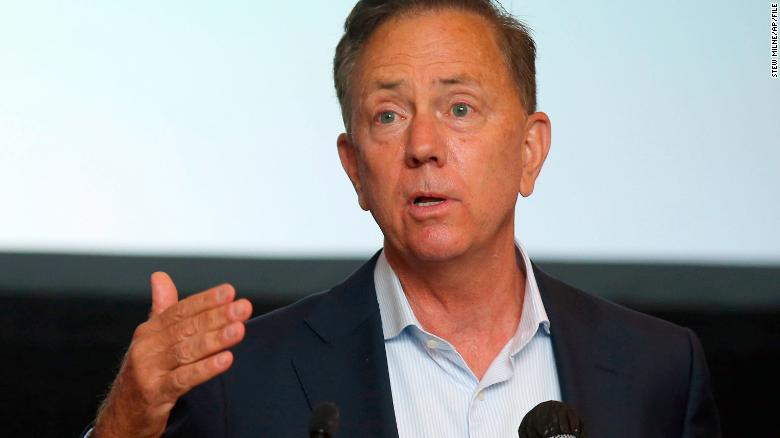 Ned Lamont and police reform
