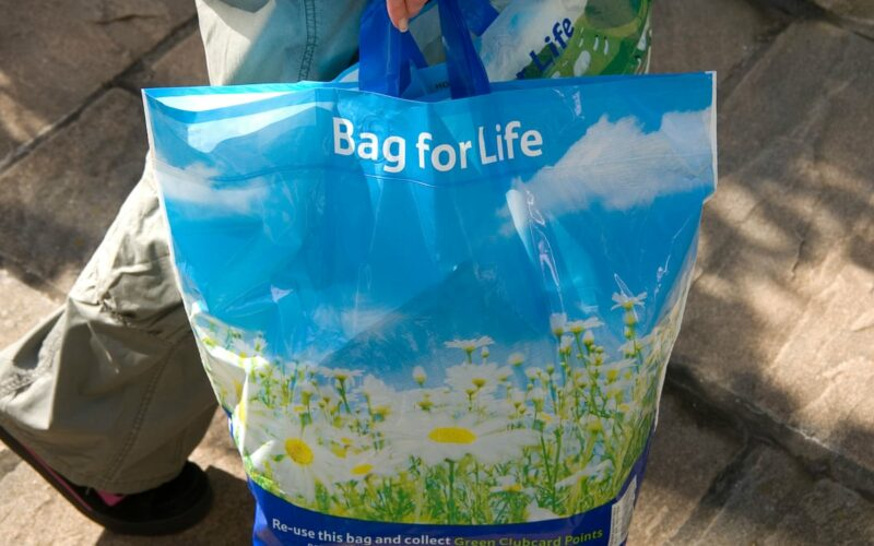 5-cent tax on plastic bags