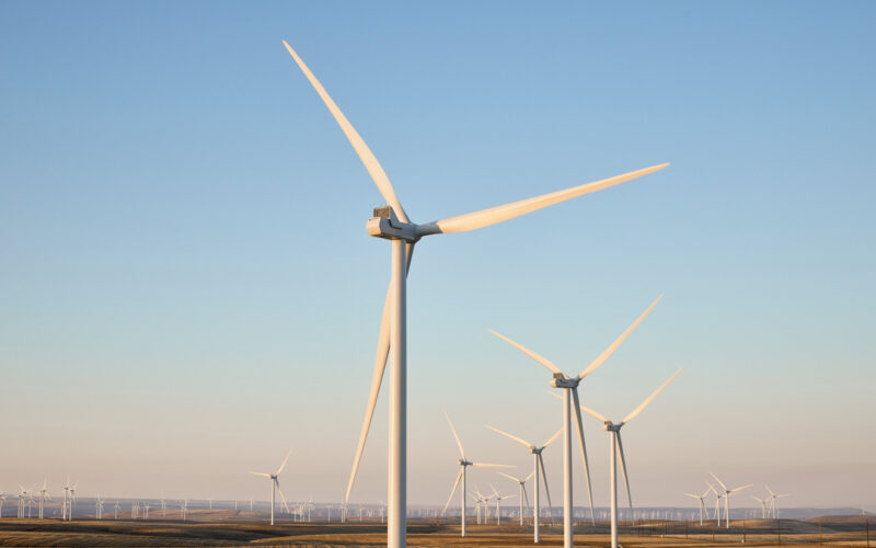Wind farm will help goal of carbon neutrality