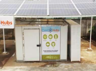 ColdHubs save food in Nigeria