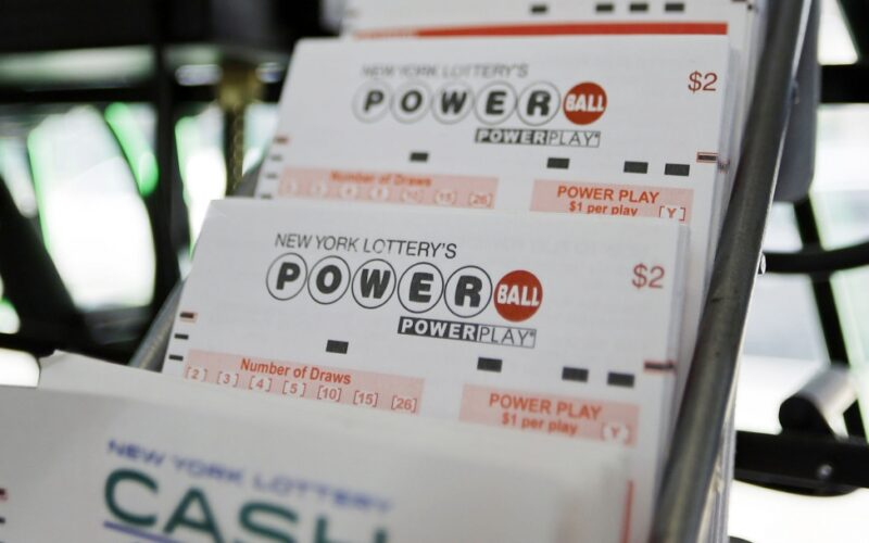lottery ticket worth $128,000
