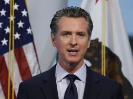 California governor