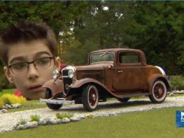 'Autistic' Boy can Name All the Cars Ever Made