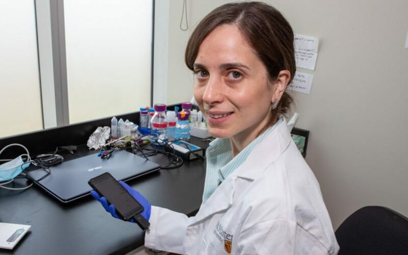 New Hand-Held Prototype to be developed for Cancer screening kit