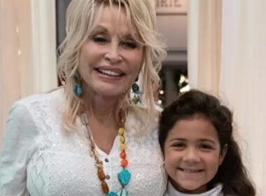 9-year-old actor's life saved by Dolly Parton while on Movie set