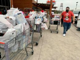 After Texas public housing complex loses about 200 Toys to theft, over 2,000 gifts were donated to replace them
