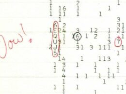 Amateur Astronomer Locates the Source of the 'Wow!' Signal