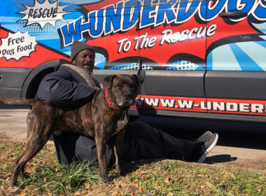Atlanta-Based Homeless Man Rescues all the Animals After their Shelter Caught Fire