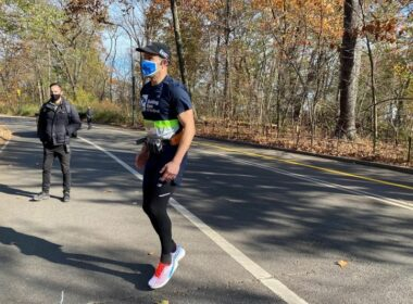 Blind Runner, Thomas Panek Gets Assistance from Breakthrough App on Solo 5k Run