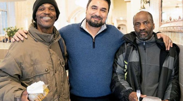 D.C Community Donations Saves Kazi Mannan's Restaurant, Which Delivers Free Meals to the Needy