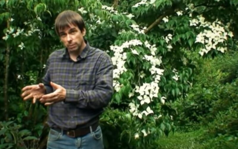 Englishman Grows 500 Types of Edible Foods With Only a Few Hours' Work a Month