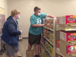 High School Opens Campus Grocery Store with Students Paying in Good Deeds