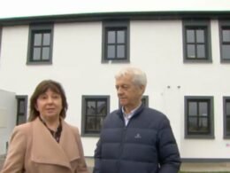 Irish Couple Builds Homes for Their Workers