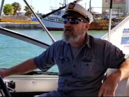 Missing Boater Gets Rescue 86 Miles From Shore