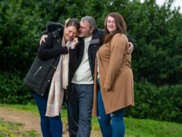 Two Sisters Reunited By Chance Also Reunites with Father After 24 Years