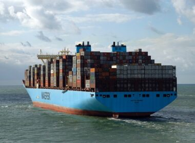 first carbon-neutral shipping liner