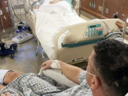 Son reciprocates gift of life