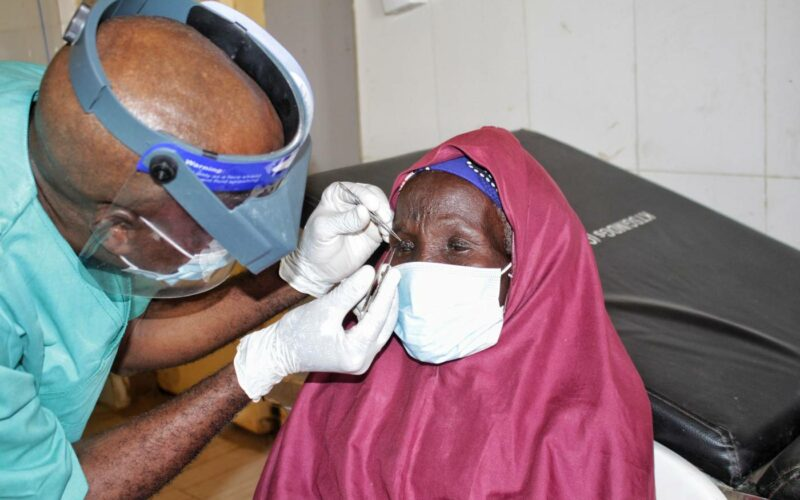 Gambia gets rid of Trachoma