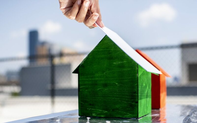 new sustainable roofing material